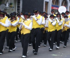 carnaval, malmédy, folklore, gras, fanfare