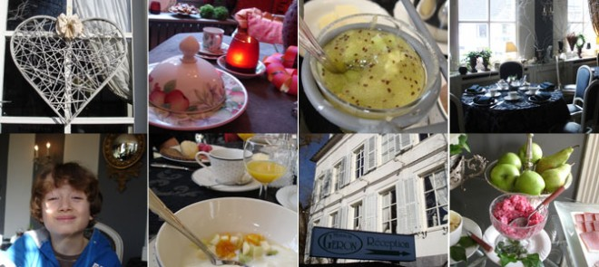 bed and breakfast, malmédy, charme, michelin