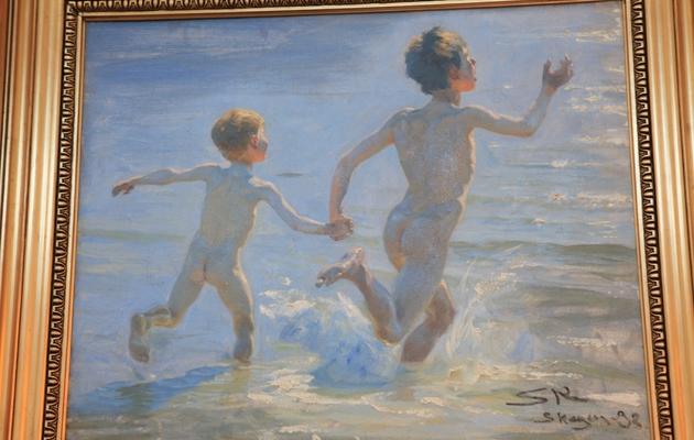 skagen,peinture,coup de coeur,gratuit,impressionnisme