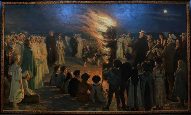 skagen, peinture, impressionnisme