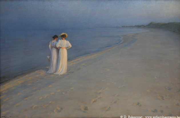 skagen,peinture,impressionnisme