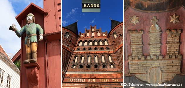 étapes,city trip,lac,baltique,mer du nord,hanse,commerce,musée,histoire,moyen-age