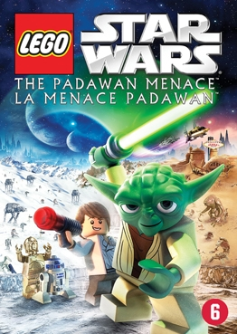 Lego, Star wars, dvd