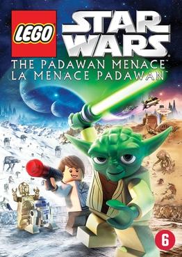 Lego, Star wars, dvd