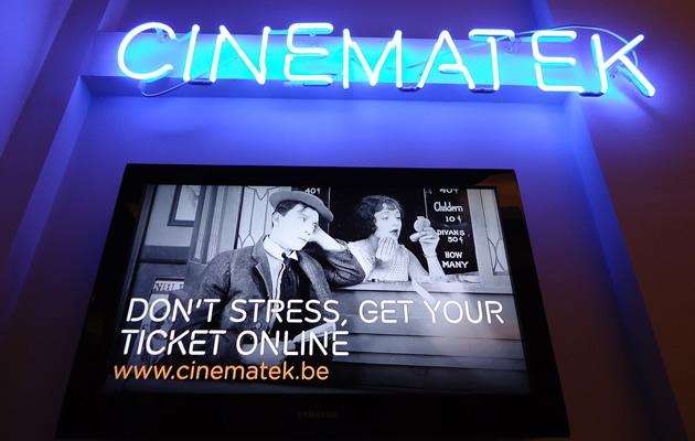cinematek, réservation