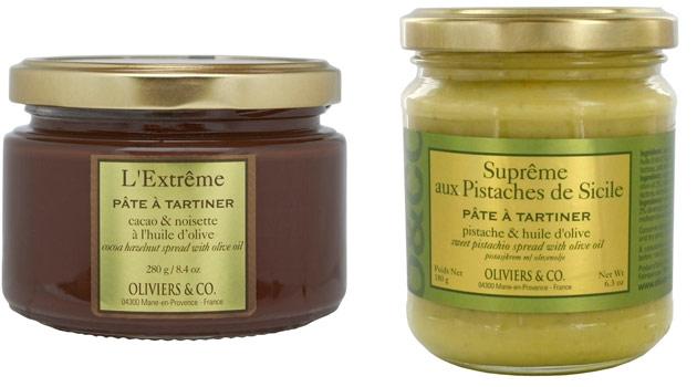 gourmandises, coup de coeur, petit déjeuner, desserts, huile olive