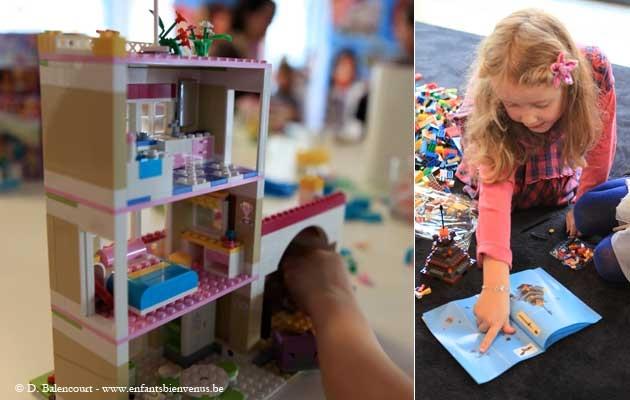 jeu, LEGO, nouveau, coup de coeur, filles, construire