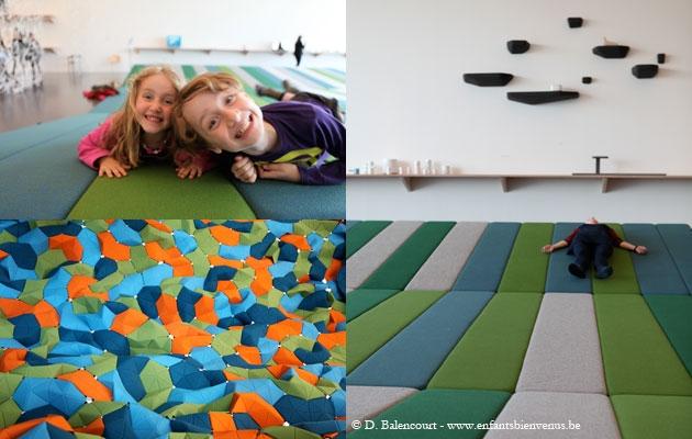 musée, coup de coeur, abstrait, jeux, design, architecture