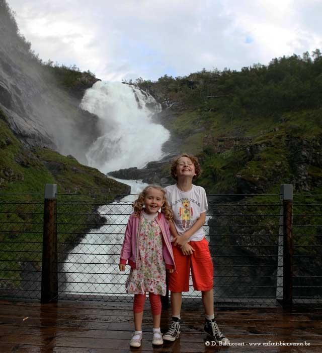 cascade, fjords, norvege
