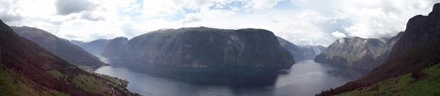 fjord, coup de coeur, nature, lac, panorama