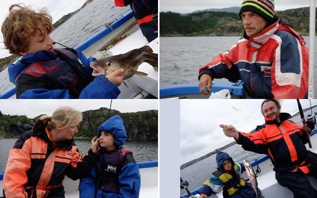 fjords,roadtrip,nature,pêche,montagne,lac,ours,cabane,rorbu