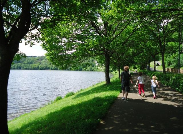 campagne, hébergement, charme, vallées, nature, bio, cheval, vélo, lac