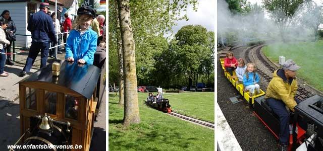 coup de coeur, anniversaire, train, vapeur, plaine de jeux ext, parc