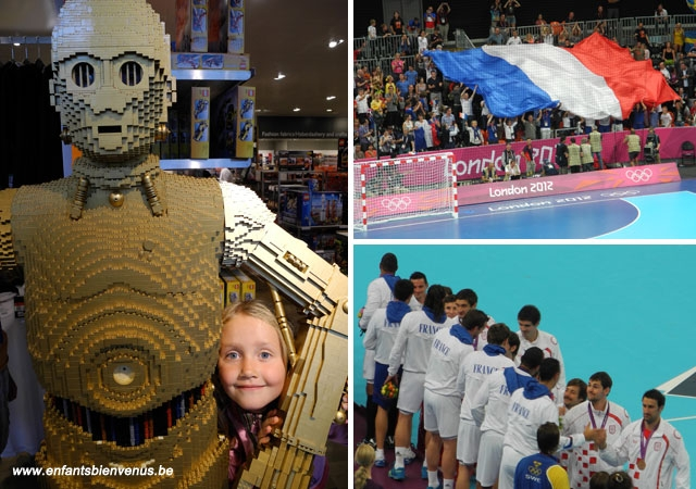 londres, JO, sport, Eurostar, train, fun, goodies