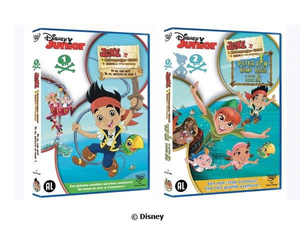 concours, Disney, gratuit, DVD, pirates, Jake