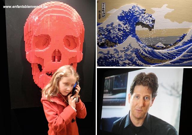 expo, LEGO, coup de coeur, art, briques, jeu, sculpture, peinture, bruxelles