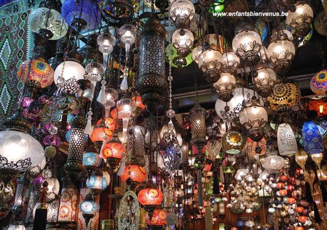 bazar,marchén magasin,istanbul,turquie