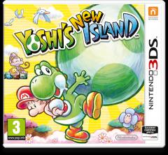 nintendo, yoshi, yoshi new island, jeu, DS, test,