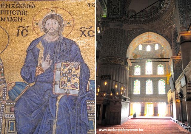 istanbul, voyage, pas cher, turquie, sainte-sophie, musée