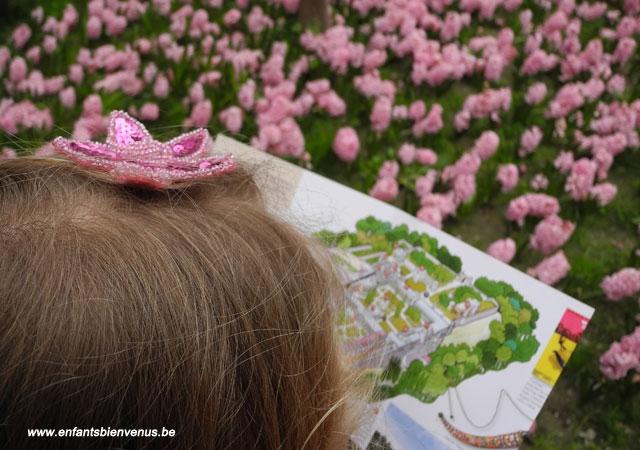 jardins, fleurs, istanbul, voyage, pas cher, turquie, topkapi, palais musée