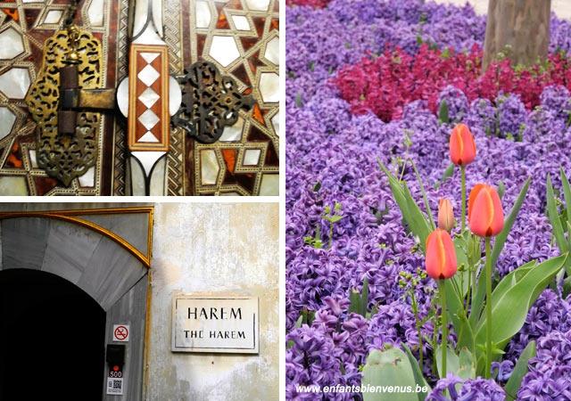 istanbul, voyage, pas cher, turquie, topkapi, palais musée
