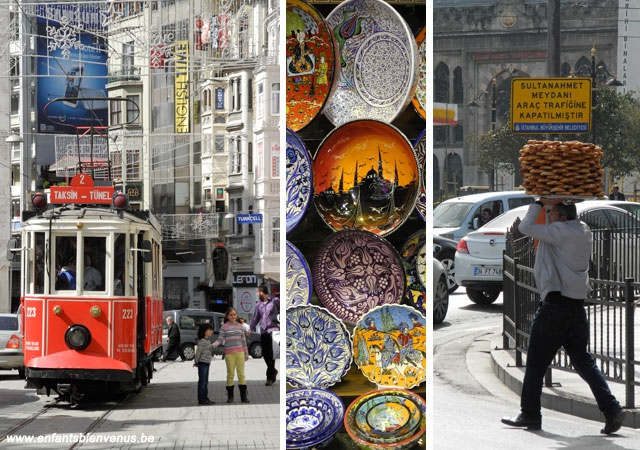 istanbul, voyage, pas cher, turquie, istiklal