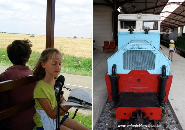 train, balade, somme, centenaire, 14-18, train à vapeur, coup de coeur