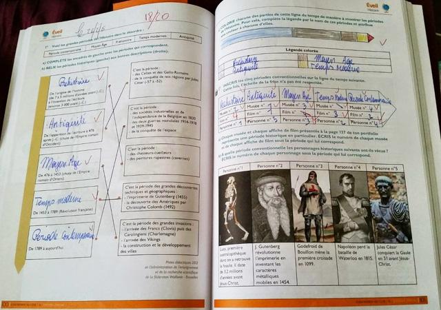 étude, ceb, manuel, scolaire, examens, ados, préparer, maths, français, sciences, géo