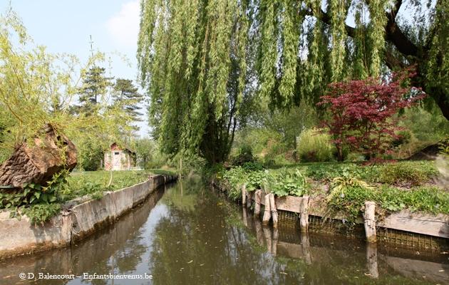 pittoresque,coup de coeur,jardins,bateau,fleurs,oiseaux,nature