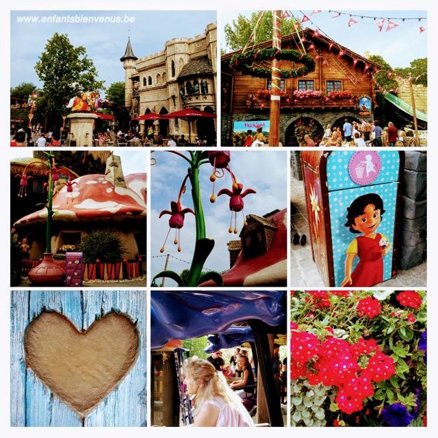 parc attraction, sortie, jeux, montagnes russes, animation, vacances, la panne, mer, cote belge, plopsaland